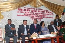 65 Anniversary of Social Welfare Division Mare Tabac