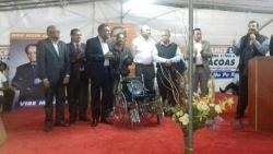 Distribution of wheelchairs - Highlands
